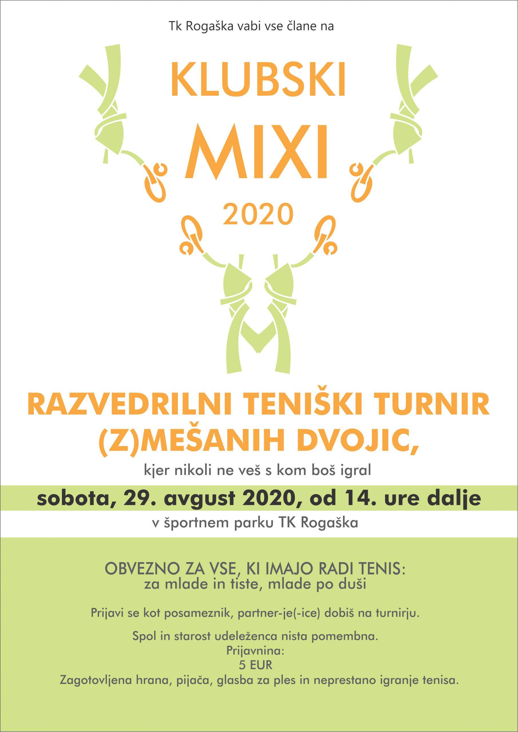 Plakat mixi 2020